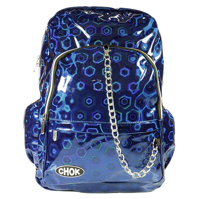 Blue HOLO 3D Backpack