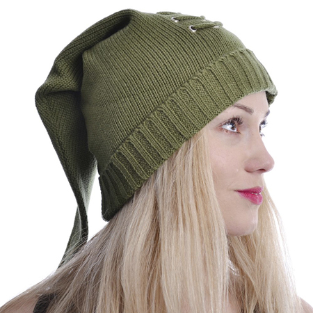 Cupcake Cult Green Gamer Hat