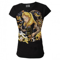 Alice Tattoo T-Shirt
