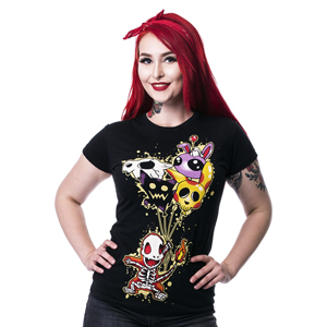 Cupcake Cult Flame T-Shirt