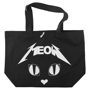 Metallica Meow Tote Bag