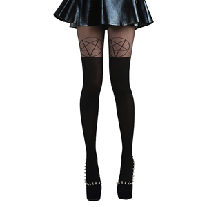 Pamela Mann Pentagram Tights