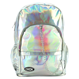 Starlight Silver Backpack